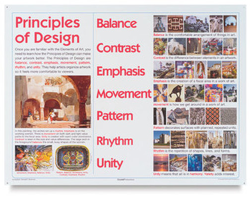 Elements And Principles Of Art Examples : Elements of art and principles design ms lamp s